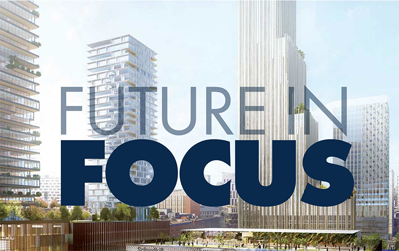 President's Report 2017 Future in Focus