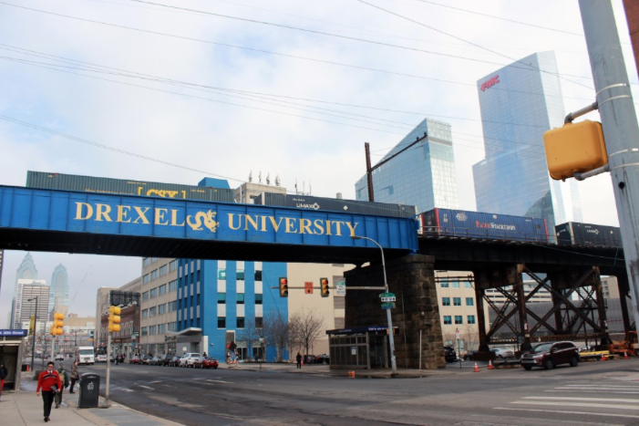 Drexel University Bridge