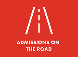 Admissions On The Road