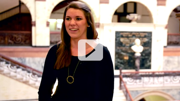 Play our video about Kristen Wolenberg's experience.