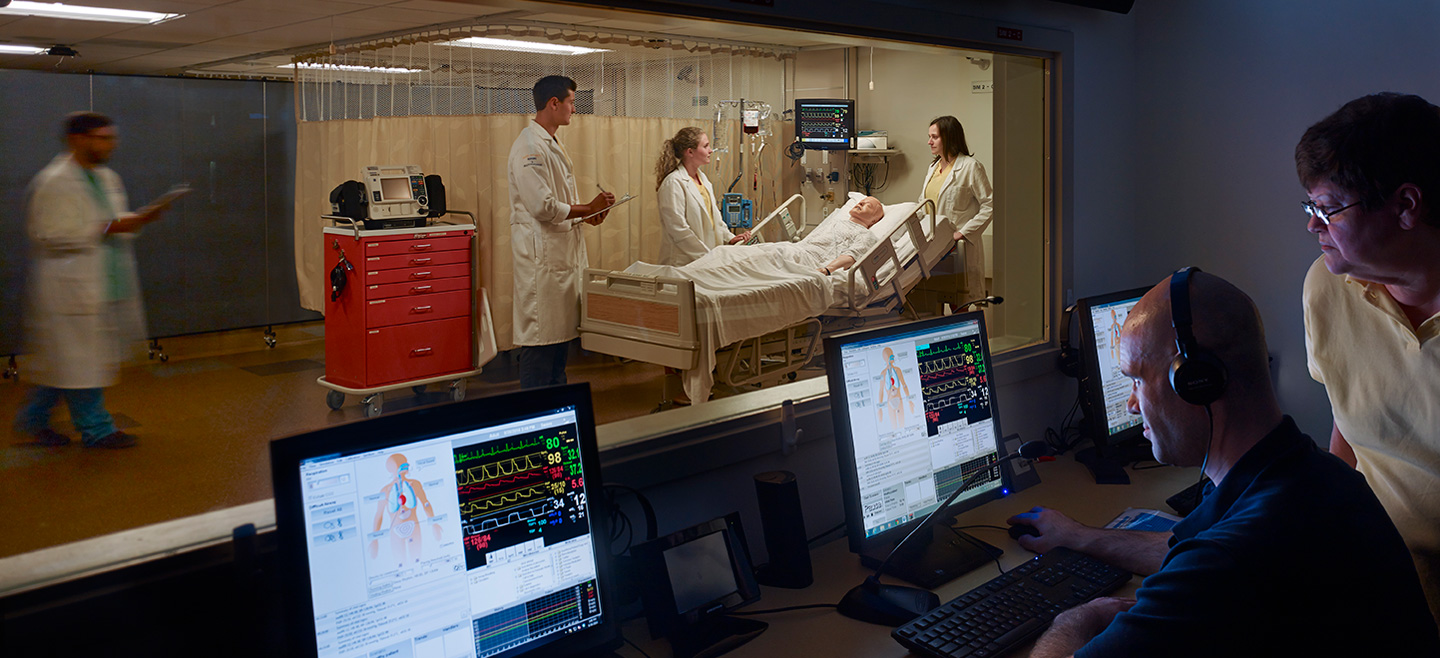 Center for Interdisciplinary Clinical Simulation and Practice (CICSP)