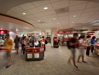 Handschumacher Dining Center