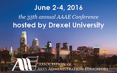 35th Annual AAAE Conference June 2-4 2016