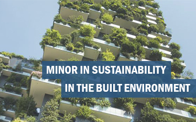 Minor in Sustainability