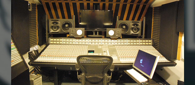 Music Industry Studio