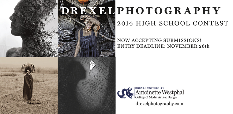 Drexel photography High School Contest 2014
