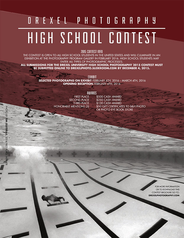 Drexel Photography High School Contest 2015