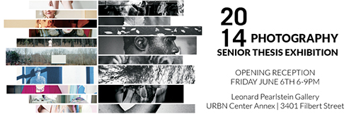 2014 Photography Senior Thesis Exhibition