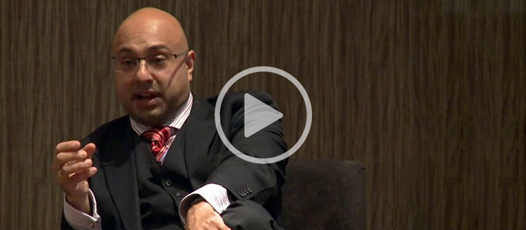 Ali Velshi: The View from the Top