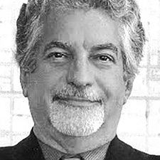 Alan Greenberger black and white headshot