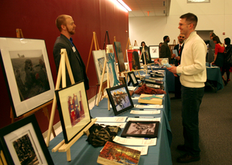 AAGA art auction showcase