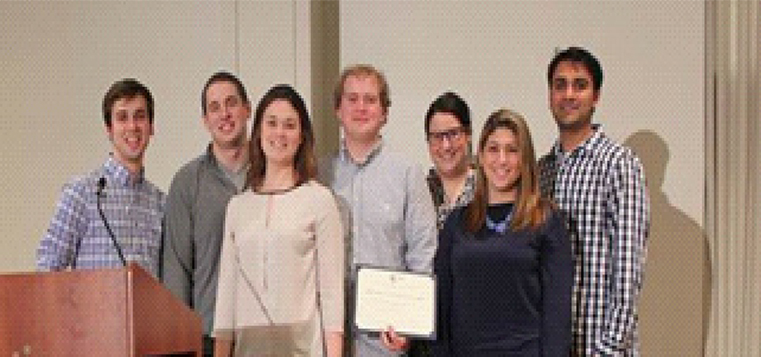 2014 Drexel Students in AEI Competition