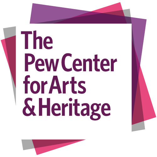 Logo: Pew Center for Arts & Heritage