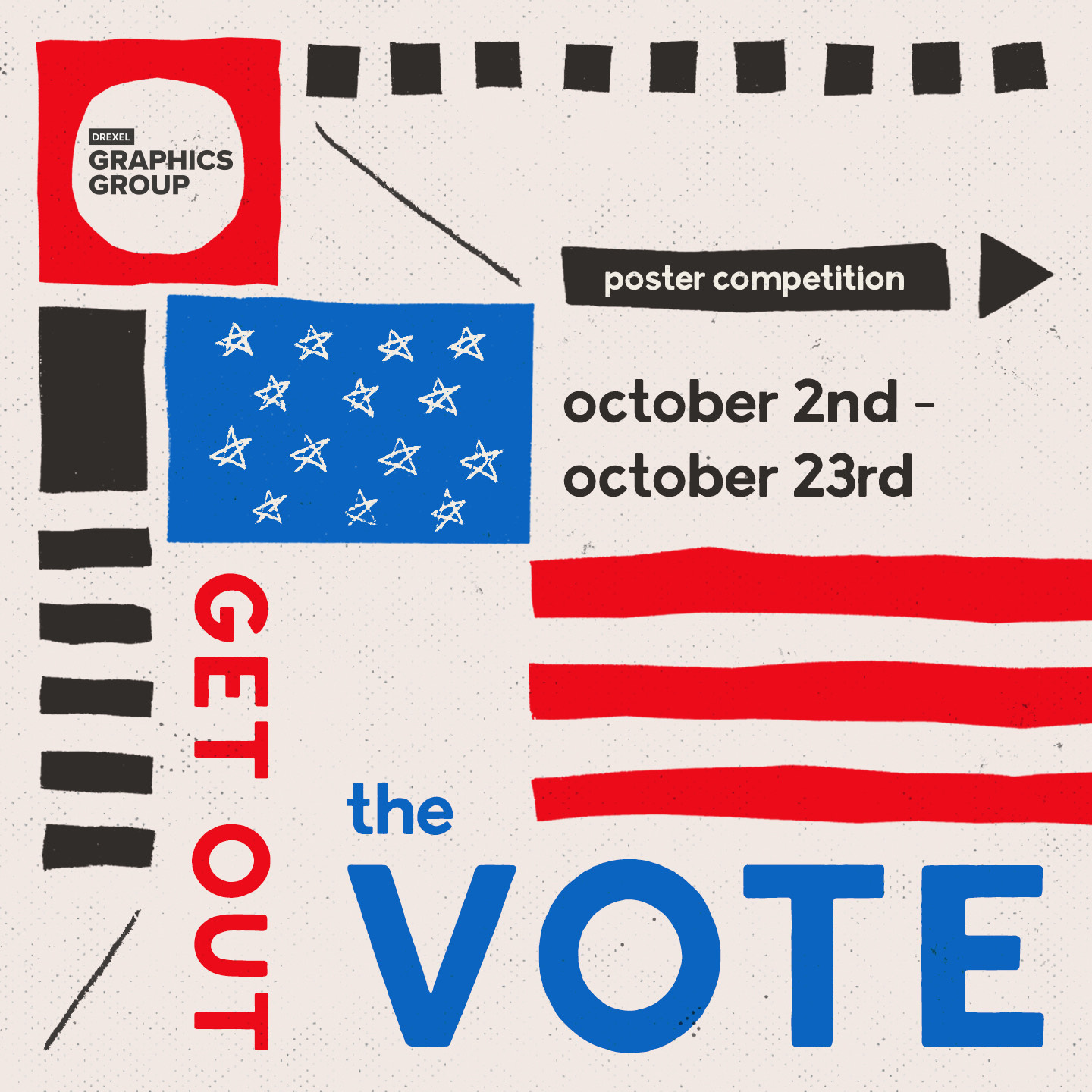 Get Out the Vote graphic