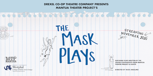 The Mast Plays promotional graphic