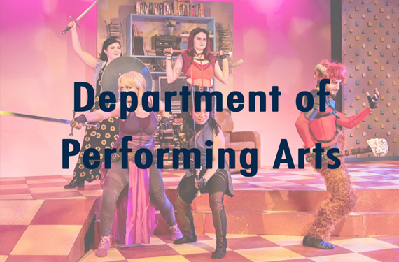 Dept of Performing Arts