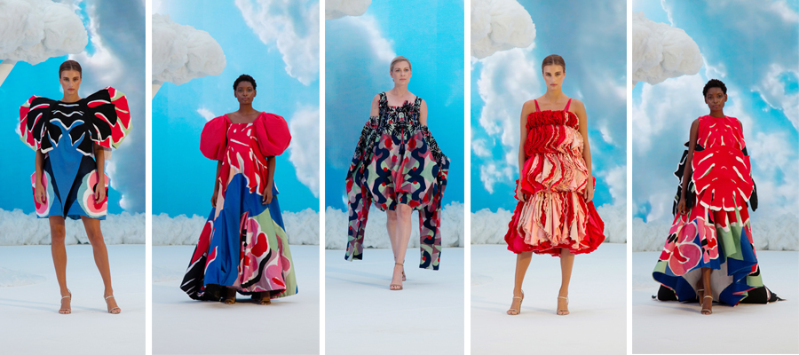 Supima Design Competition Winning Collection