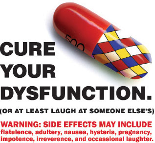 Cure Your Dysfunction