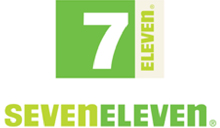 green seven eleven package design