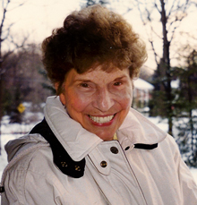 Photograph of Lois Pearson