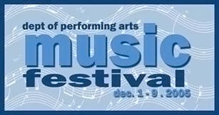 Performing Arts Music Festival
