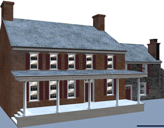 3-D Colonial Philadelphia Project