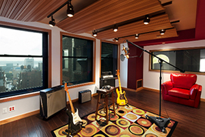 Stupendous The Science Of Recording Studio Design With John Storyk Westphal Largest Home Design Picture Inspirations Pitcheantrous
