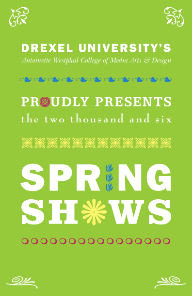 Spring Shows