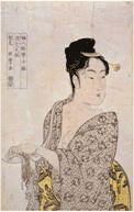 Utamaro's Woman