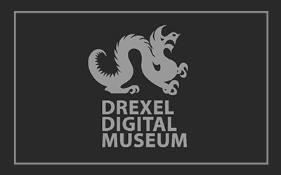 Drexel Digital Museum button