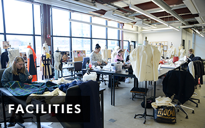 Fashion Design Facilities