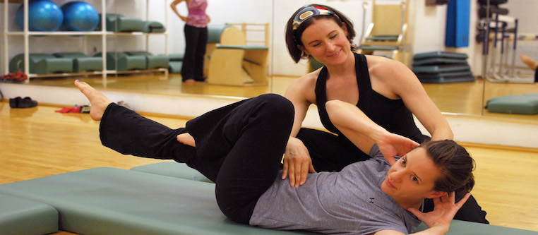 Pilates at Drexel