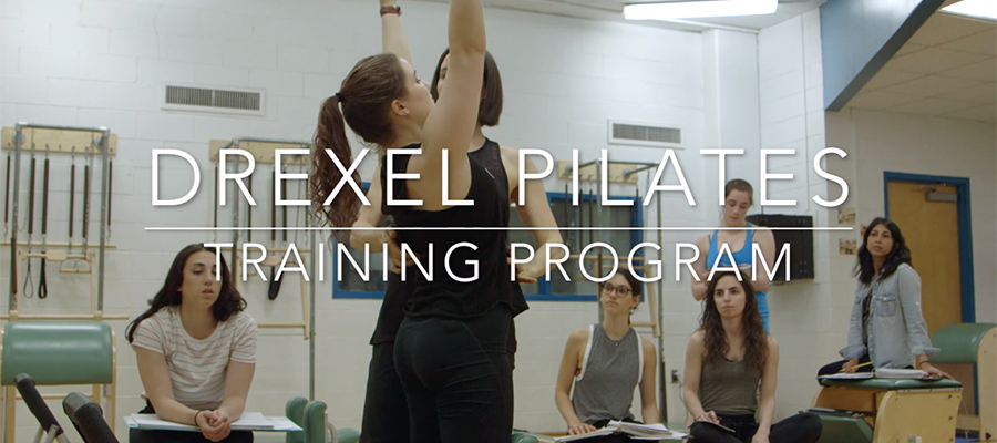 Drexel Pilates Training Program