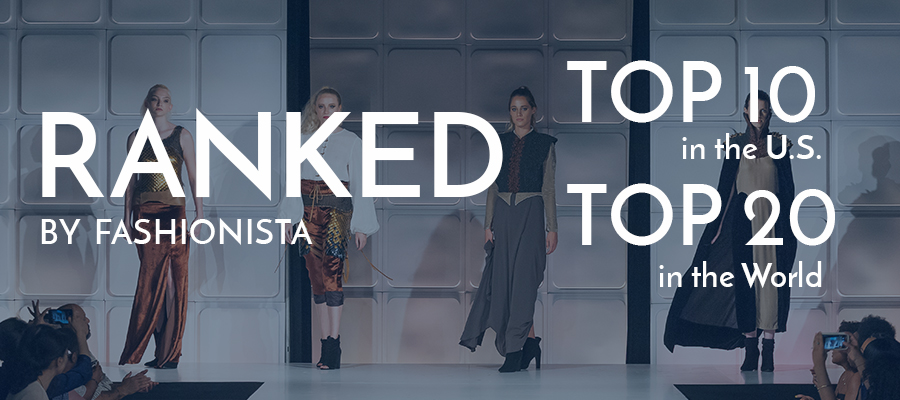 2018-19 Fashion Design Ranking