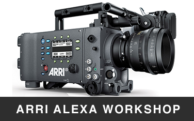 Arri Alexa Workshop