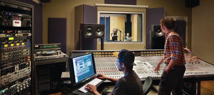 music industry essay