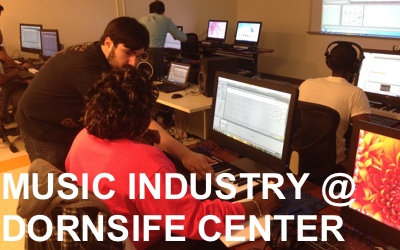Music Industry at Dornsife Center