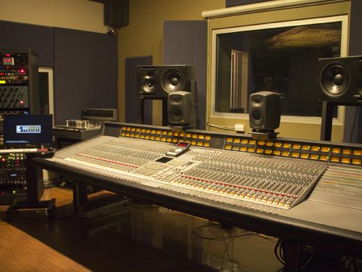 Recording Studio A Music Industry Undergraduate