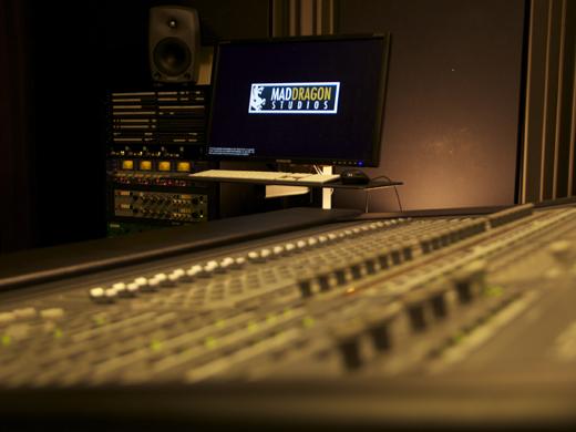 Recording Studio C Music Industry Undergraduate