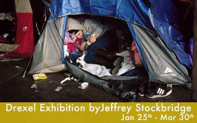 Drexel Exhibition - Jeffrey Stockbridge